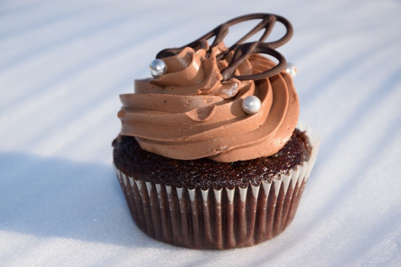 Schoko Cupcakes machen
