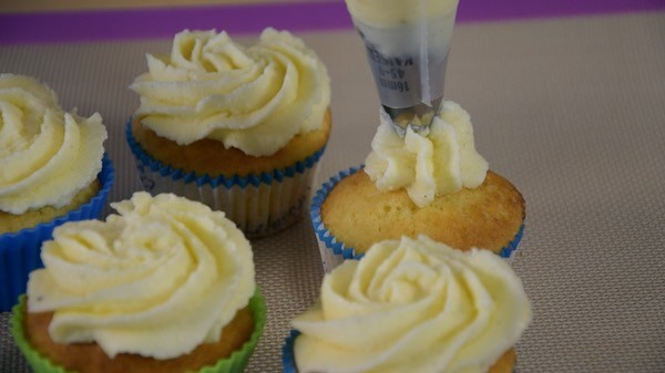 Cupcakes-Rezepte-Rose-Swirl