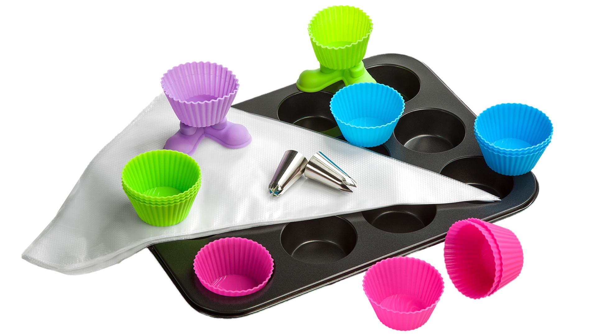 Cupcake-Starter-Set