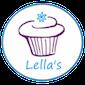 Lella's Cupcakes Logo