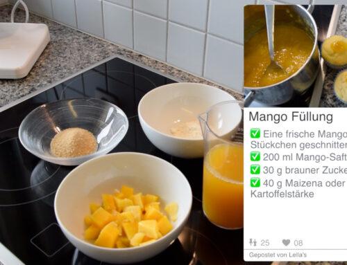 Mango Füllung